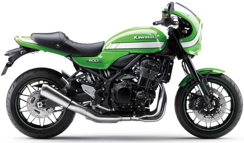 Kawasaki Z900RS Cafe' full