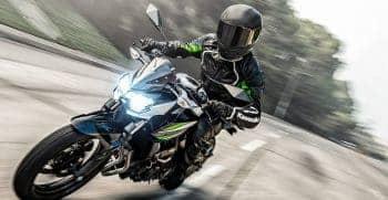 Kawasaki Z250 model 2019