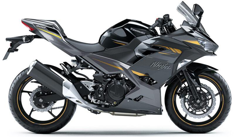 Kawasaki NINJA 400 HG 2022 full